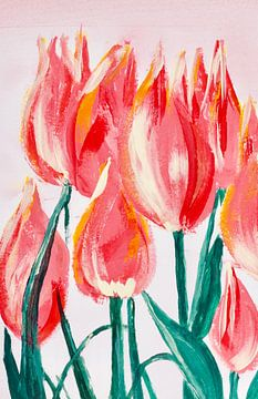 """Tulpis"" von Susanne A. Pasquay"