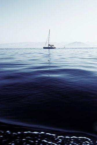Blue Sea van
