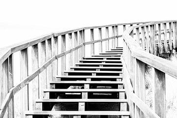 Verdwijnende trap von Alexander Michalewski