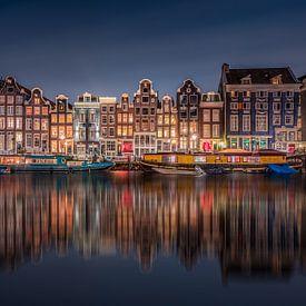 Amsterdam Red Lights van Michiel Buijse