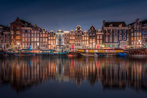 Amsterdam Red Lights van