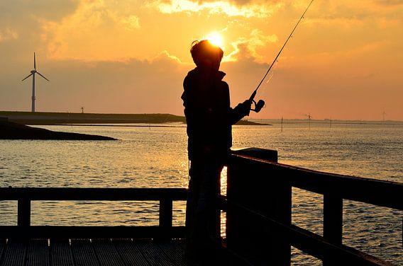 Der kleine Fischer