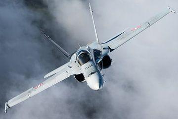 Zwitserse F/A-18 Hornet van Kris Christiaens
