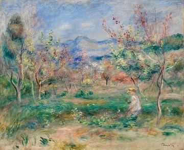 Landschaft 1900-1905 von Atelier Liesjes