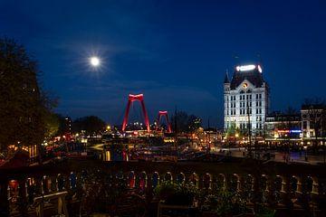 Rotterdam la nuit sur Fotografie Ploeg
