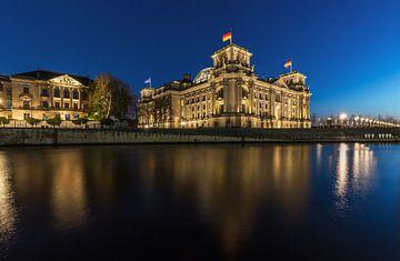 Reichstag van Frank Herrmann