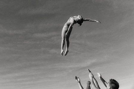 Beer and Acrobatics sur Hans Van Leeuwen