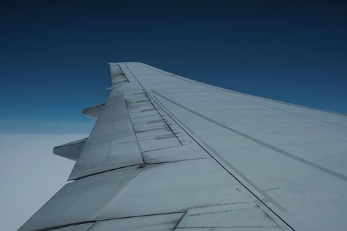 Vliegtuigvleugel | KLM Airlines