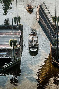 Open brug van Harrie Muis