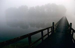 over de brug van