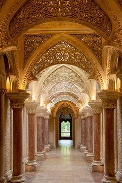Palast von Monserrate von Barbara Brolsma