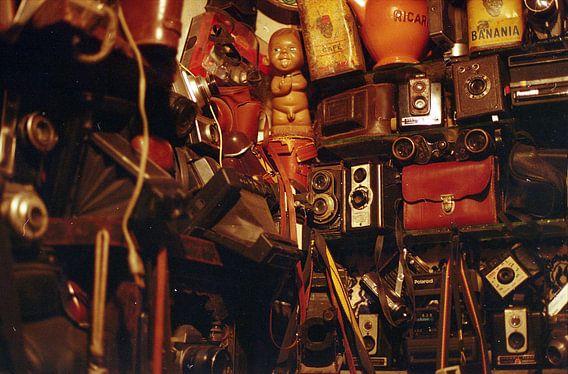 Oude camera's van Barbara Koppe