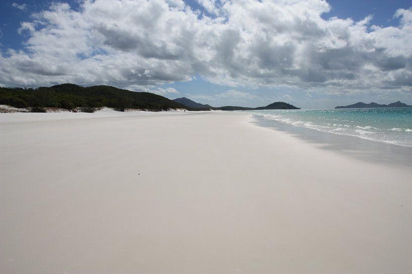 Whitehaven beach sur Simone Meijer