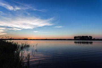 Clear Sunset van Harold van den Berge