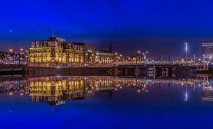 Victoria Hotel Amsterdam artist impressie.