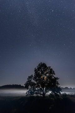 sterrenhemel  van Arjan Keers