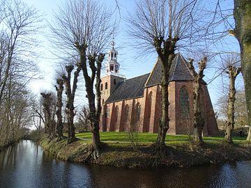 Naast de zeehondjes: Petruskerk in Pieterburen van Tineke Laverman