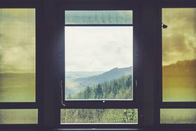 Uitzicht op de Ardennen van Klaas Leussink