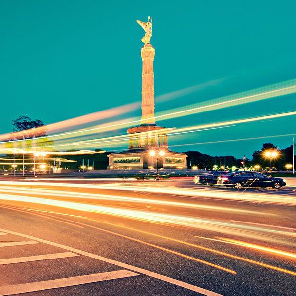 Berlin - Victory Column van Alexander Voss