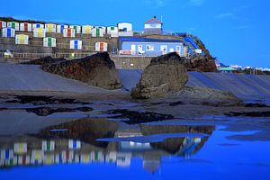 Strandhäuschen Bude Cornwall