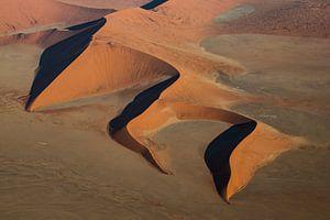 Sossusvlei, Namibia von Menso van Westrhenen