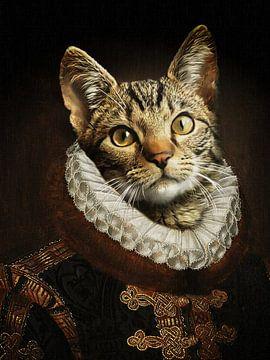 Die Katze von Orange von Babette van den Berg