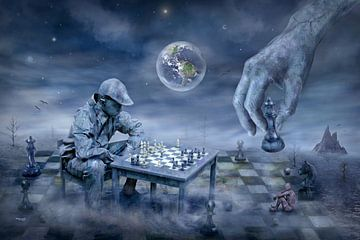 schaakspel van Stefan teddynash