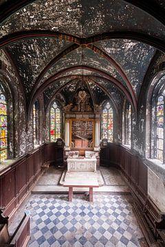 Kapelle im Verfall. von Roman Robroek