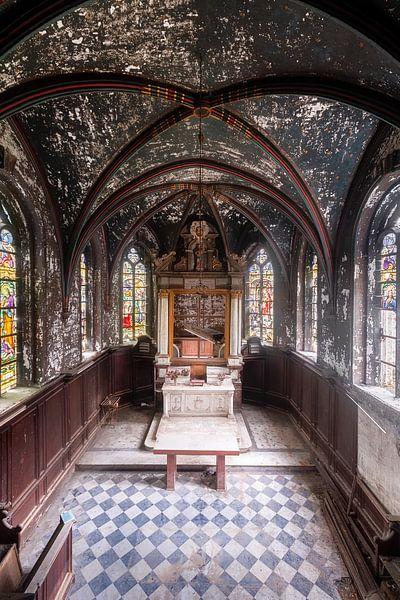Kapel in Verval. van Roman Robroek