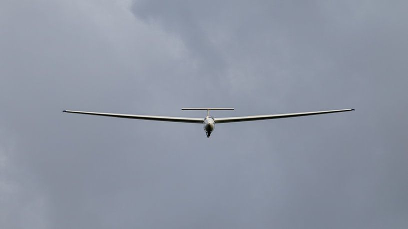 Zweefvliegtuig van Anjo ten Kate