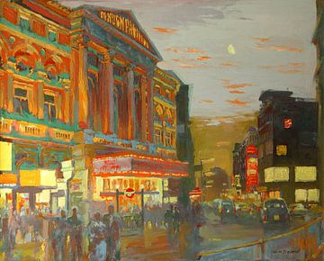 London Night van William Ireland