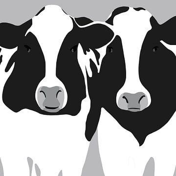 Koeien van Jole Art (Annejole Jacobs - de Jongh)