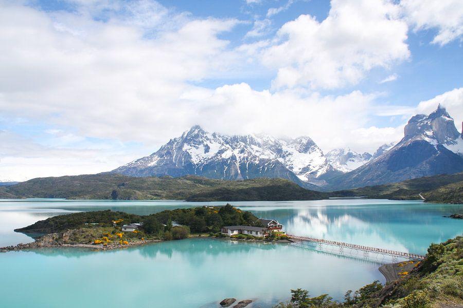 Pehoe Meer in Torres del Paine