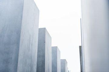 Herdenkingsmonument Berlijn  van Lisenka l' Ami Fotografie