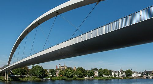 Maastricht, hoge brug van