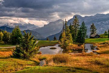 Herbst in Südtirol von Achim Thomae