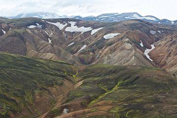 Schilderachtig IJsland von Eddo Kloosterman