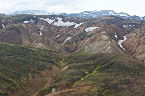 Schilderachtig IJsland van
