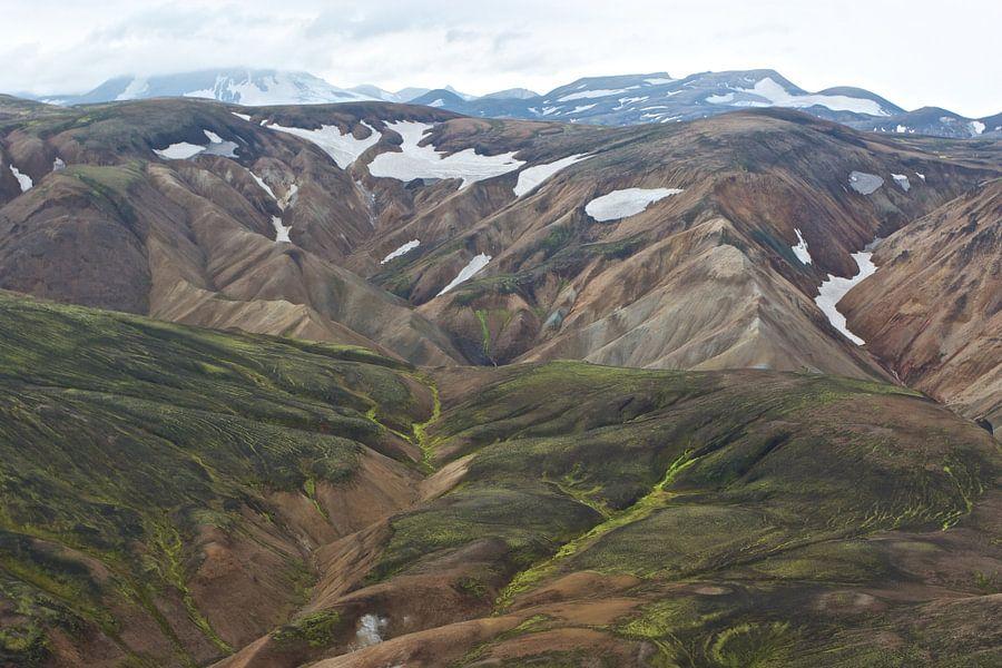 Schilderachtig IJsland van Eddo Kloosterman