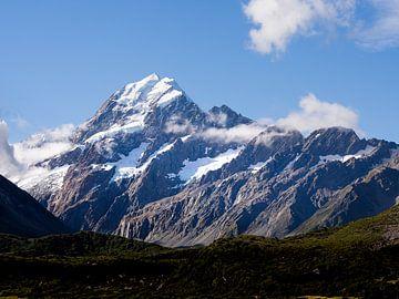 Neuseeland - Mount Cook / Aoraki National Park - Ein sonniger Ausblick von Rik Pijnenburg
