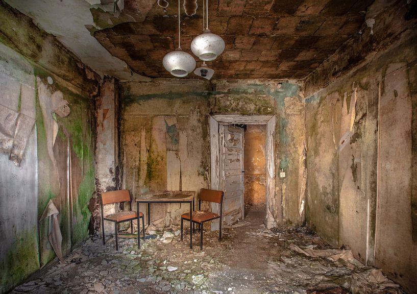 Verlassenes Hotel von Olivier Photography
