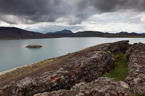 Landmannalaugar - Iceland von Arnold van Wijk