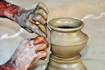 Pottenbakker India. Vakmanschap. von Wim Aalbers