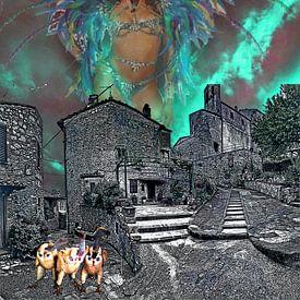 Vulture Queen van Terra- Creative