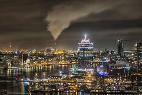 Amsterdam Outlook van Peter Bijsterveld