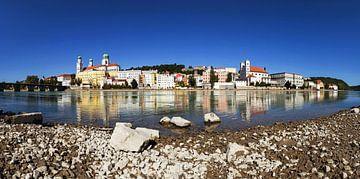 Passau Panorama von Frank Herrmann