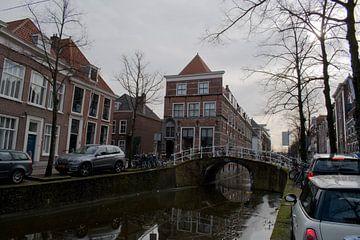 Grachten van Delft van Maurice De Vries