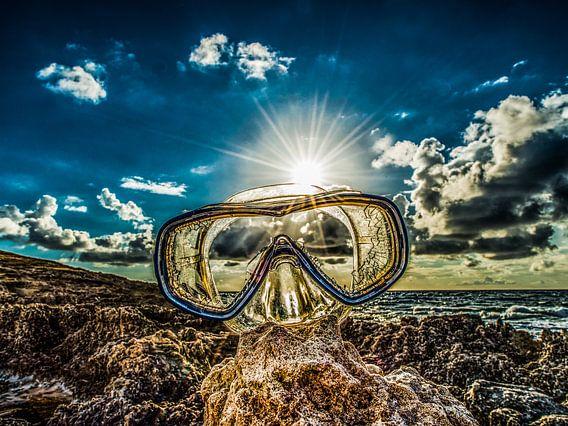 Duikbril van Harrie Muis