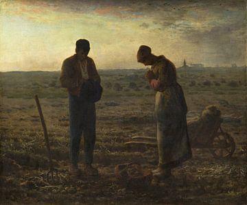De Angelus, Jean-François Millet