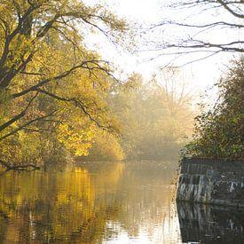 Herfst in Lunetten van Pieter Heymeijer